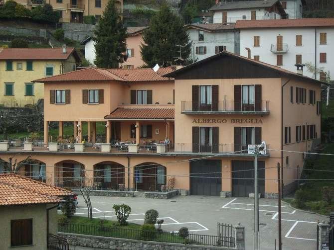 Hotel Albergo Breglia Plesio
