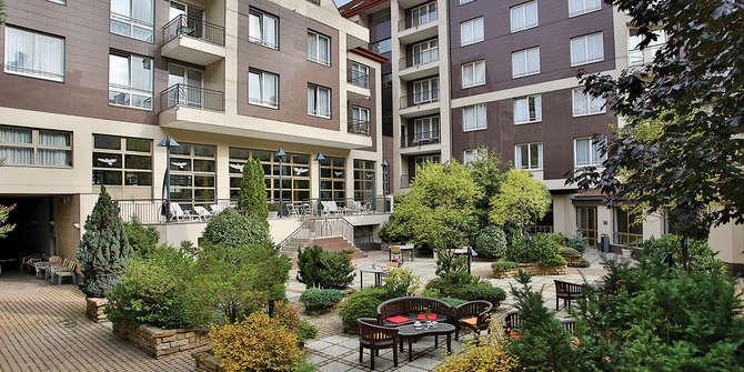 Aparthotel Adina Budapest Boedapest