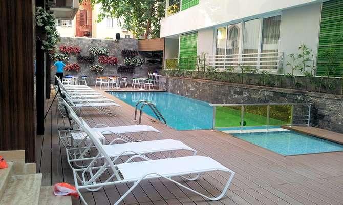 Kleopatra Suit Hotel Alanya