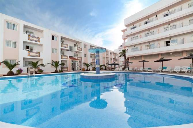 Appartementen Panoramic Ibiza-Stad