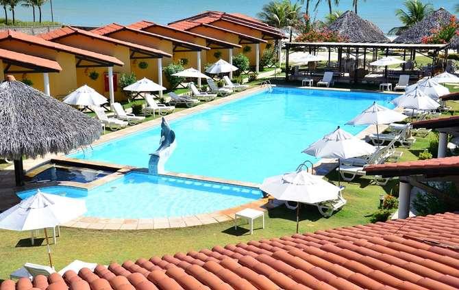 Hotel Golfinho Cumbuco