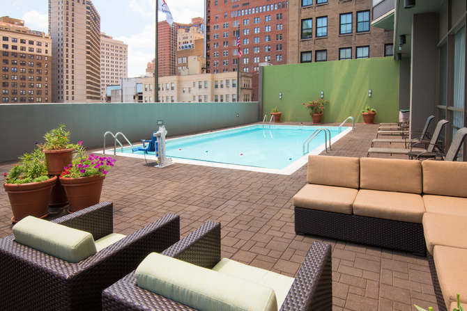 Holiday Inn Express Philadelphia Midtown Philadelphia