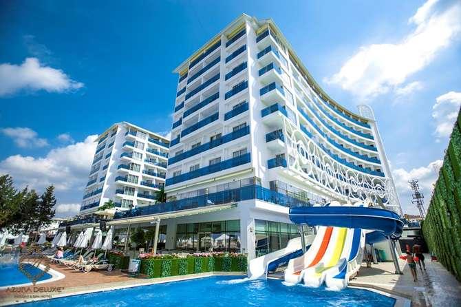 Azura Deluxe Resort & Spa Alanya