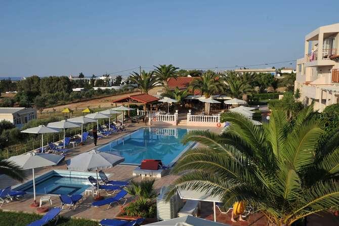Hotel Cretan Garden Anissaras