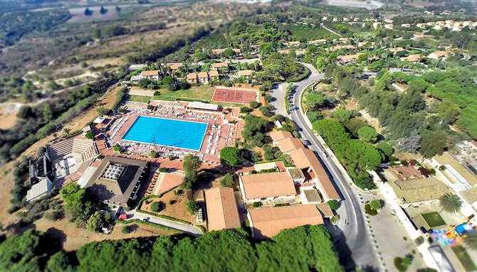 Hotel Athena Resort Scoglitti