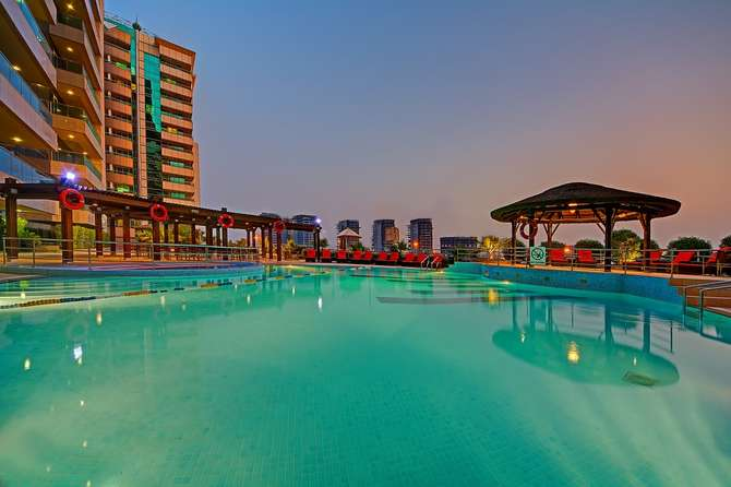 Copthorne Hotel Dubai Dubai