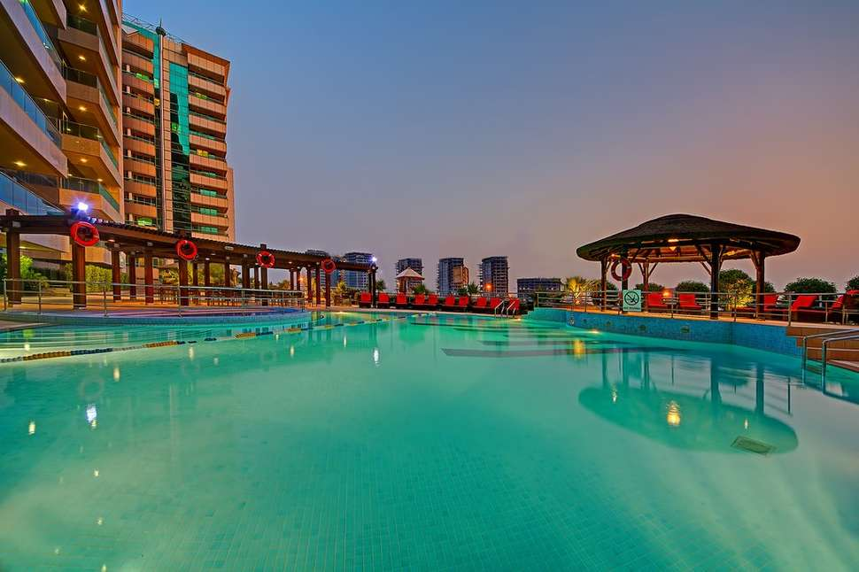 Last minute vakantie Dubai 🏝️Copthorne Hotel Dubai