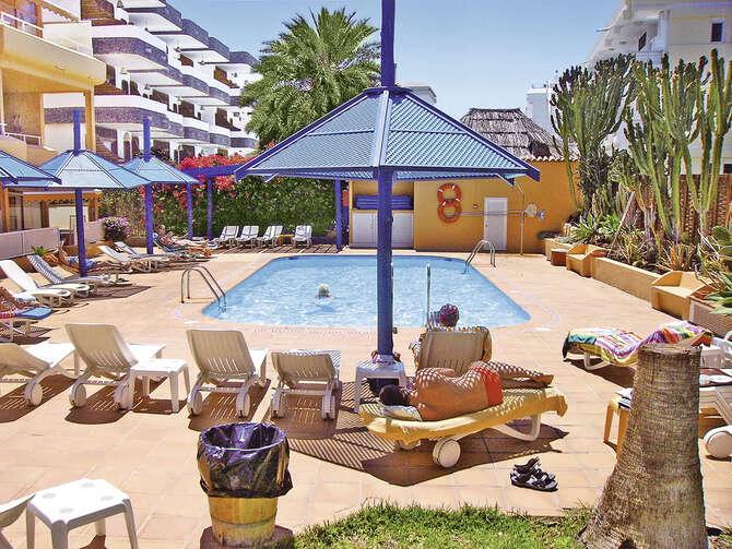 Appartementen Belmonte Playa del Inglés