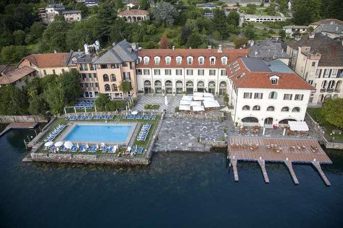 Hotel San Rocco Orta San Giulio
