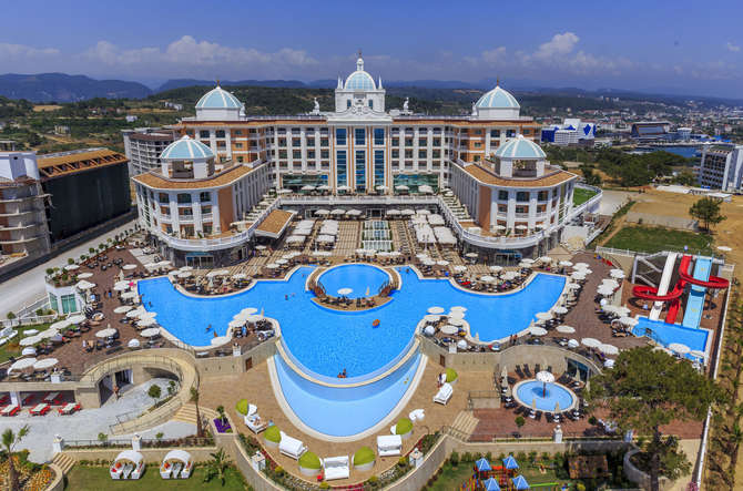Litore Resort & Spa Alanya