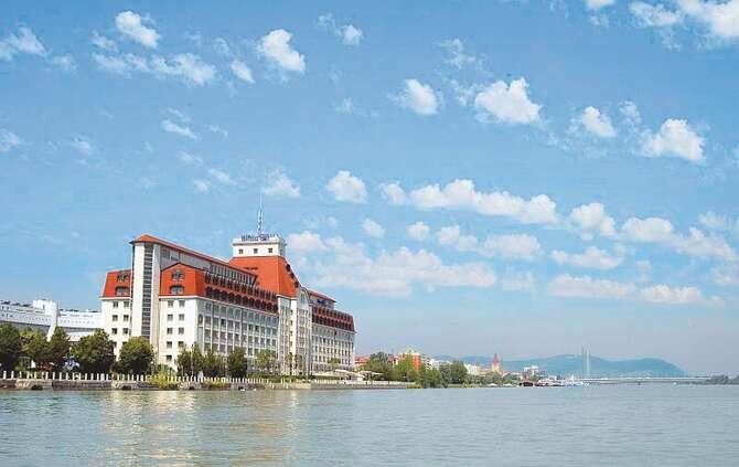Hilton Vienna Danube Waterfront Wenen
