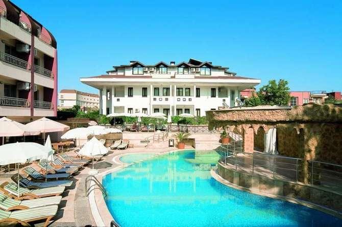 Elamir Magic Dream Hotel Kemerköy