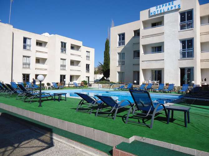 Daphne Hotel Appartementen Paphos