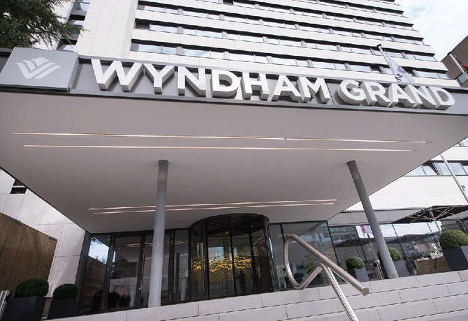 Wyndham Grand Frankfurt Frankfurt am Main