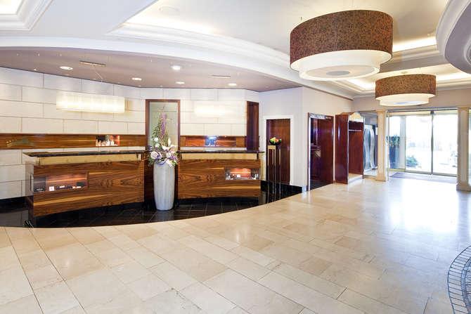 Parkhotel Heidehof Ingolstadt