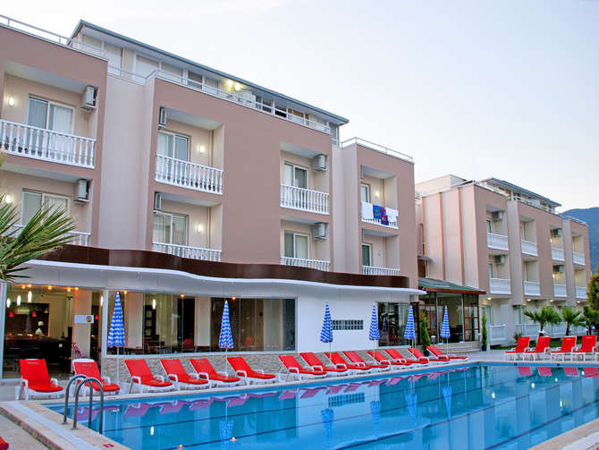 Dogan Beach Resort & Spa Özdere