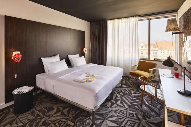 Hotel Mama Shelter Prague Praag