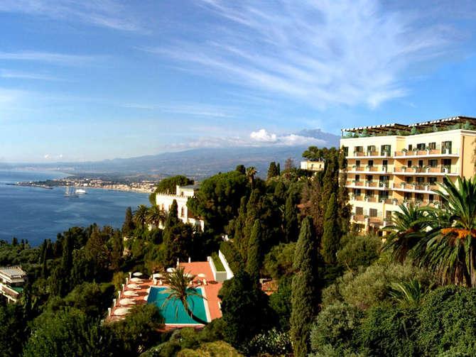 San Pietro Grand Hotel Taormina