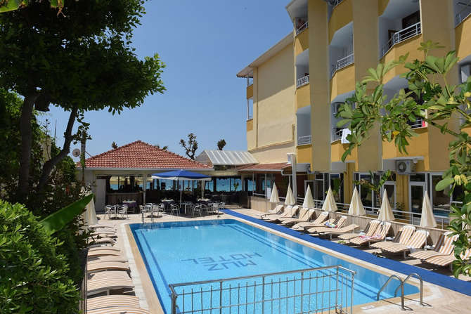 Kleopatra Muz Hotel Alanya