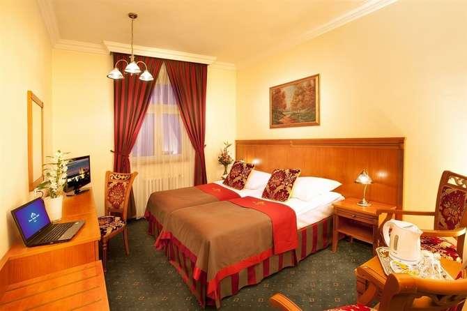 Green Garden Hotel Praag
