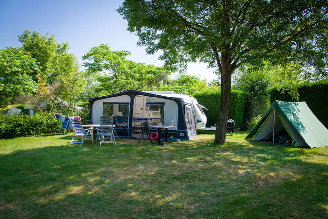 Camping Le Sougey Nant
