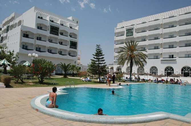 Hotel Jinene Beach Sousse