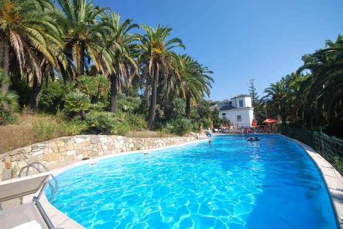 Residence Villa Marina Imperia