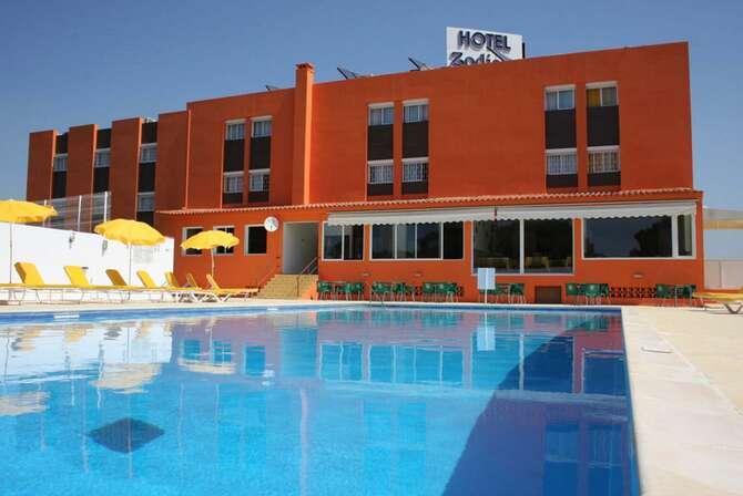 Hotel Zodiaco Quarteira