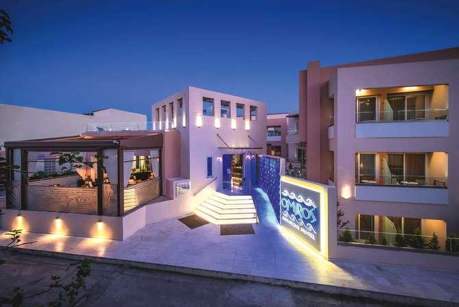 Omiros Boutique Hotel Rethymnon