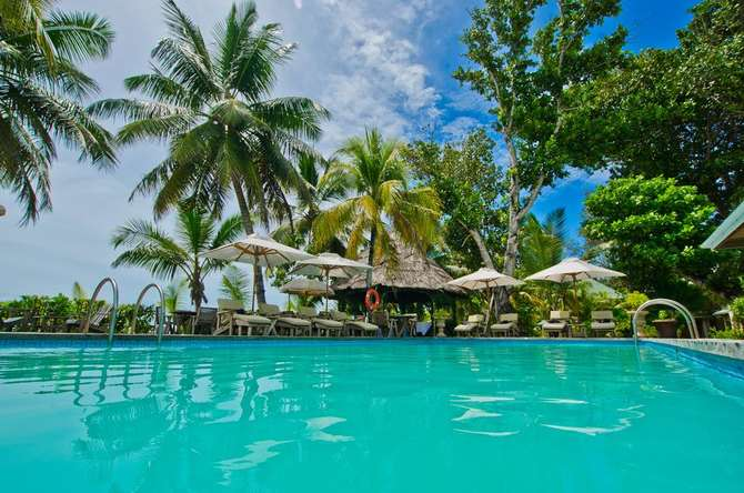 Indian Ocean Lodge Grand Anse