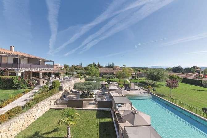 La Bastide Saint-Georges Hotel & Spa Forcalquier