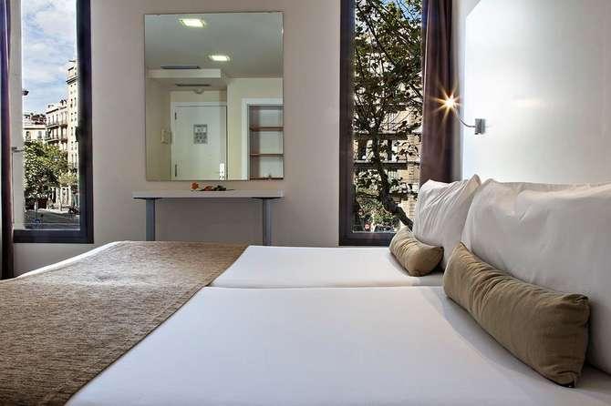 Hotel BCN Urban del Comte Barcelona