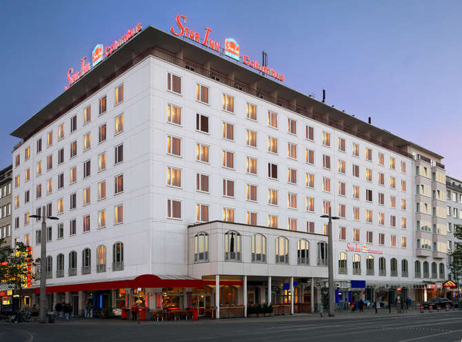 Star Inn Hotel Premium Bremen Columbus Bremen