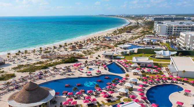 Planet Hollywood Beach Resort Cancun Punta Sam