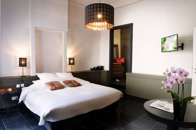 Ganda Rooms & Suites Gent