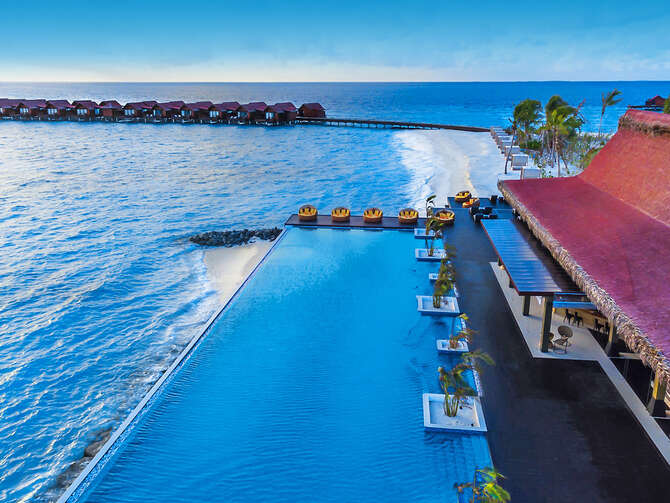 Grand Park Kodhipparu Maldives Giraavaru