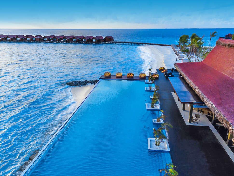 Grand Park Kodhipparu Maldives, 8 dagen
