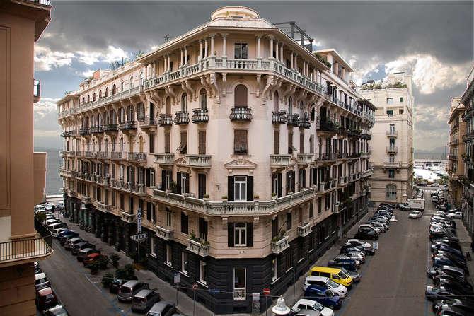 Hotel Rex Napels