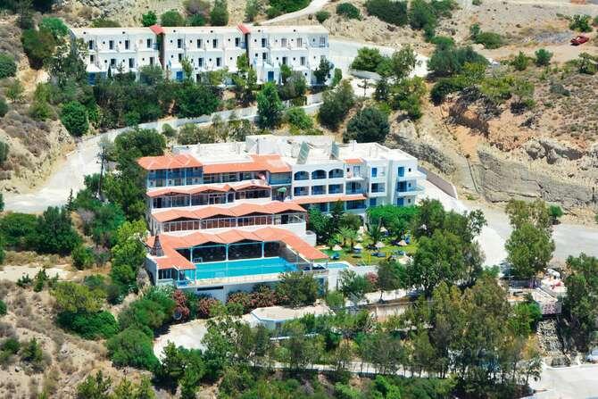 Eden Rock Hotel Ierápetra