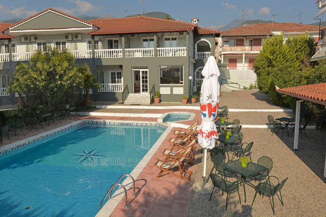 Villa Drosos Litóchoron