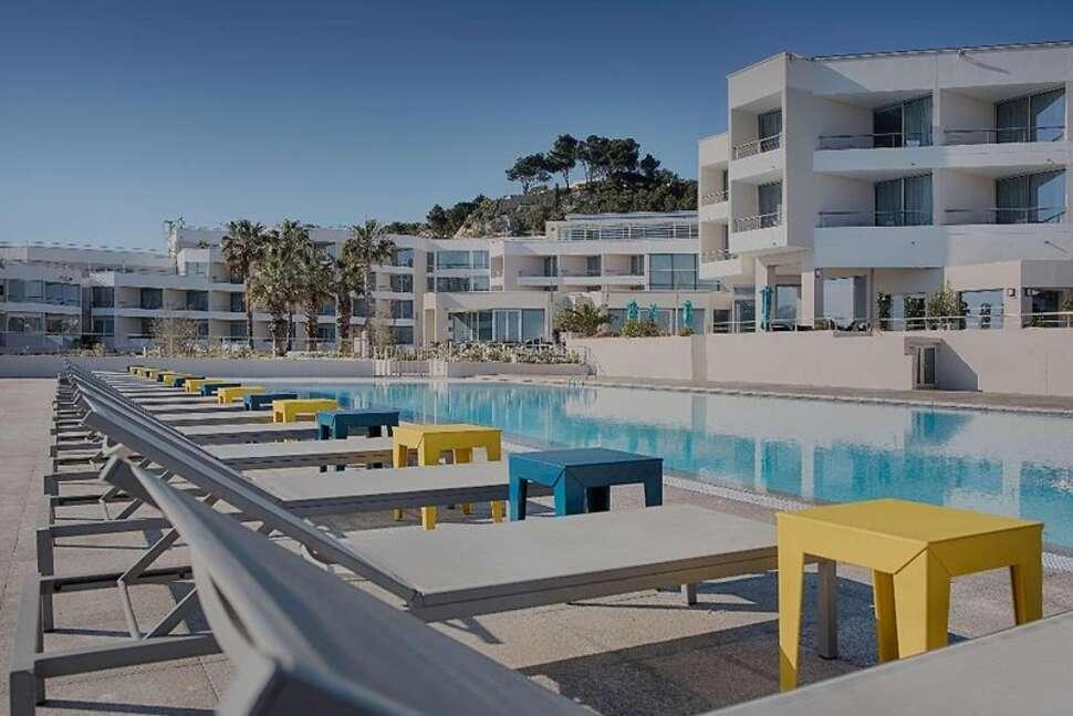 Goedkope zonvakantie Zuid-Frankrijk 🏝️Hotel Nhow Marseille