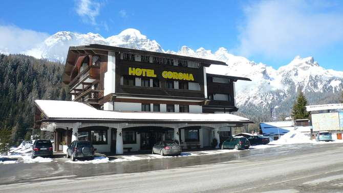 Hotel Corona Mareson
