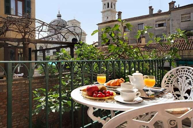 Hotel Nicolo Pruili Venetië