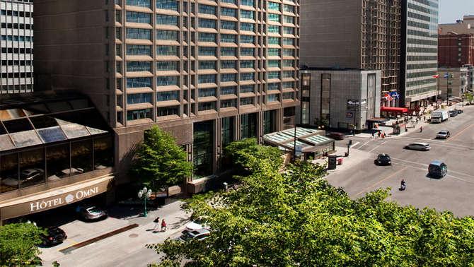 Hotel Omni Mont-Royal Montréal