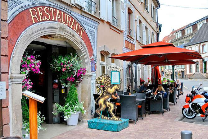 Au Lion d'Or Spa Hotel La Petite-Pierre