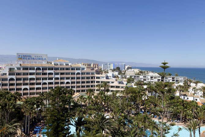 Hotel Playalinda Roquetas de Mar