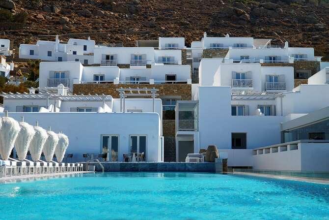 Mykonos Riviera Hotel & Spa Tourlos