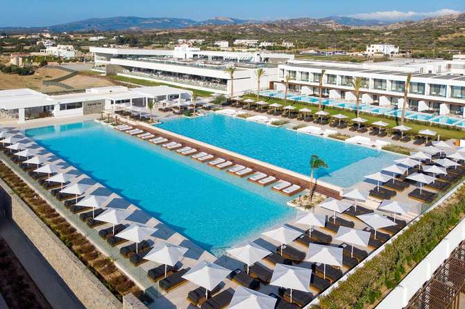 Gennadi Grand Resort Kiotari