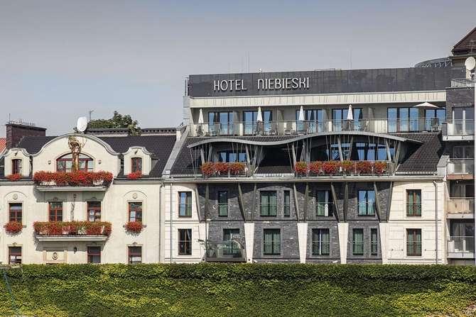 Niebieski Art Hotel & Spa Krakau
