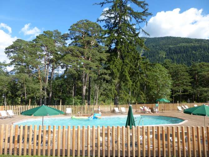 Huttopia Bourg St Maurice